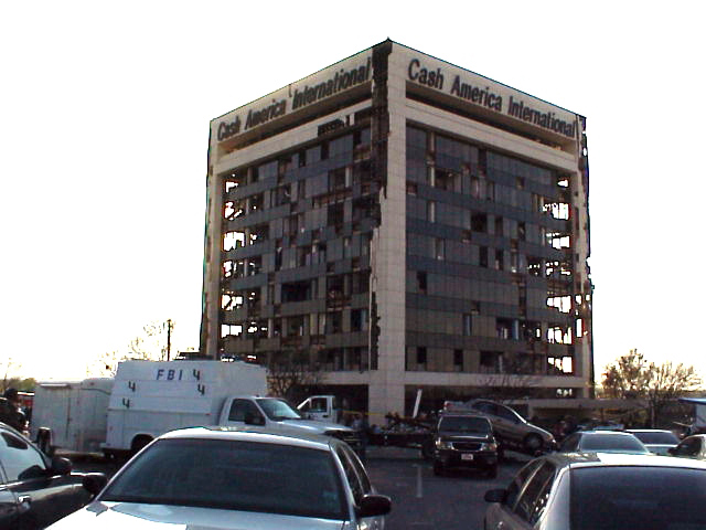 Bank One Building in Fort